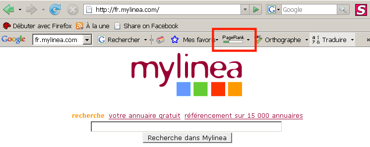 pagerank-mylinea