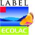 logo label ecolac