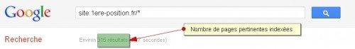 indexation-google-commande-site-etoile