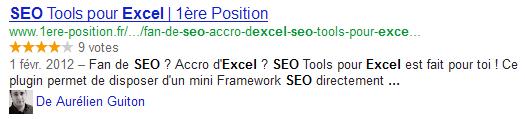 resultat-google-france-excel-seo