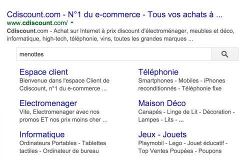 google-search-box-c-discount-menottes-blog-1ere-Position