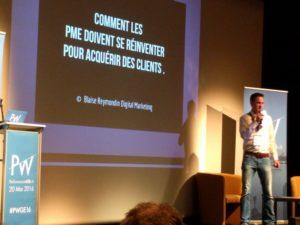Blaise Reymondin: PME et Digital