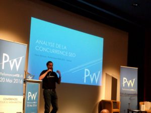 Kevin Richard: Analyse de la concurrence SEO