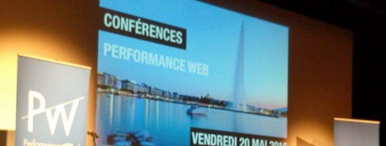 Compte Rendu Performance Web Genève 2016