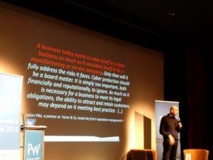 Stephane Koch securité des données