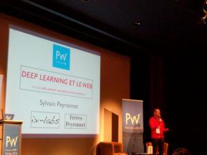 Sylvain Peyronnet deep learning et SEO - 1ère Position