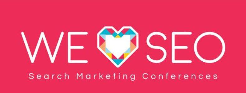 We Love SEO, l'événement Search Marketing de la rentrée.