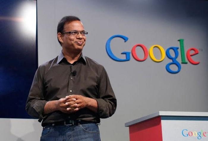 Amit Singhal - 1ère Position