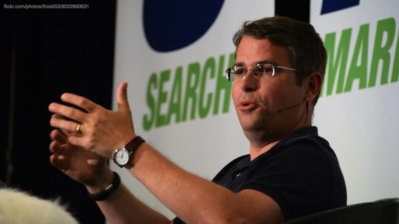 Matt Cutts - 1ère Position