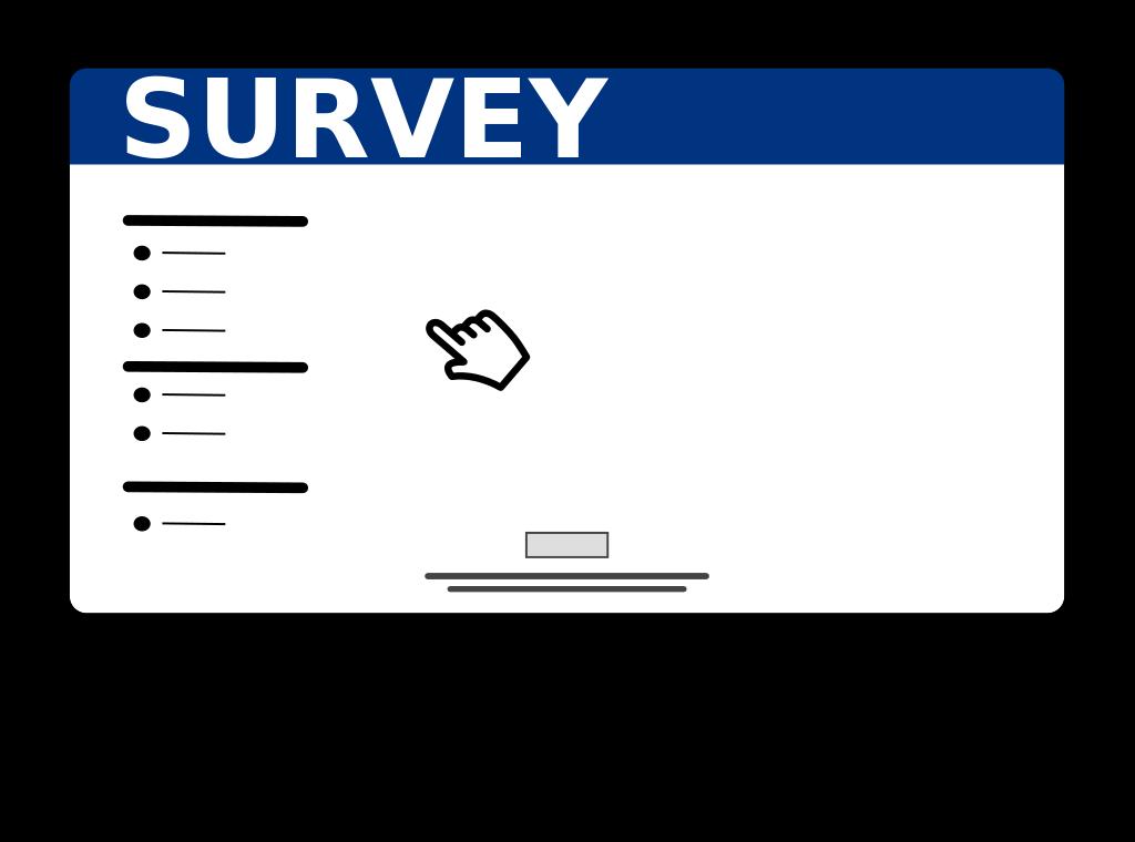 sondage en ligne - Connaître son audience - 1ère Position