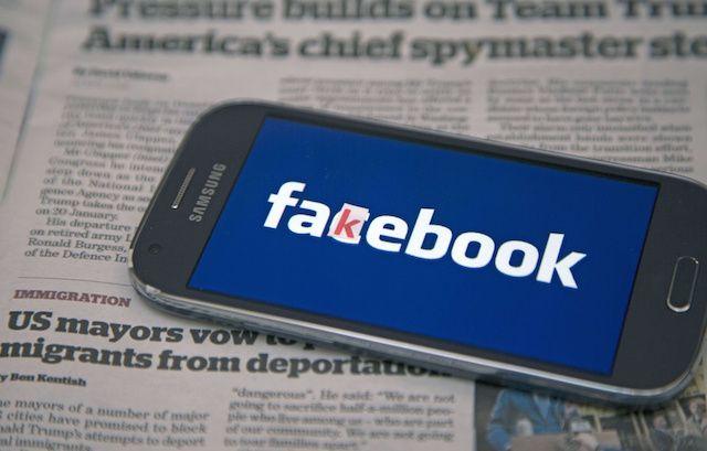 Facebook s'attaque aux Fake News - 1ère Position