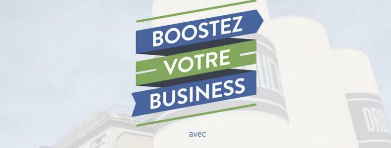 Boostez votre business avec Facebook!