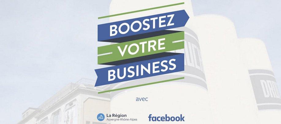 booster votre business - 1ère Position