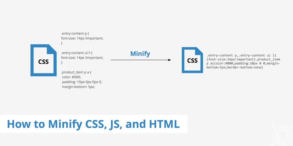 minifier minification css html javascript - 1ère Position