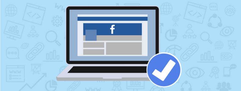 Comment faire certifier une page Facebook ?