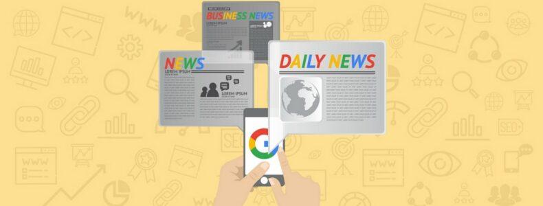 Comment publier sur Google Actualités ?