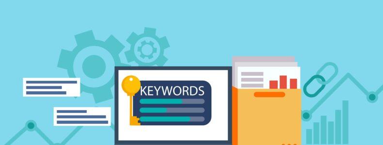 Les outils de recherche de mots clés