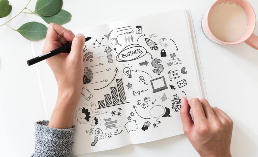 Illustration d'une stratégie de génération de leads en intégrant le levier SEO