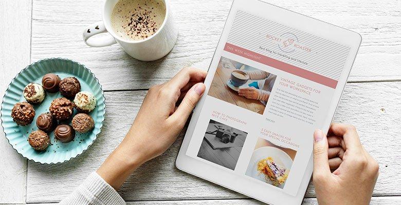 Rédaction web et blogging avec 1ère Position