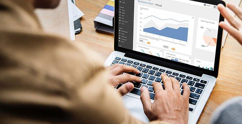 Prestation web analytics par 1ère Position, agence web