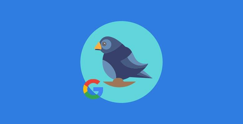 qu'est-ce que Google Pigeon ?