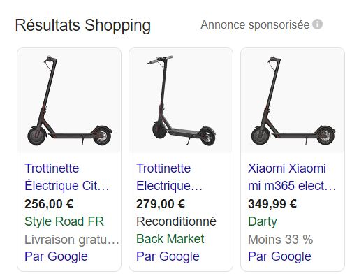 resultat-google-shopping