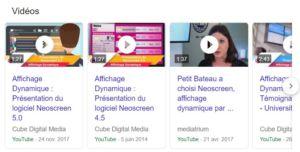 resultat-google-videos