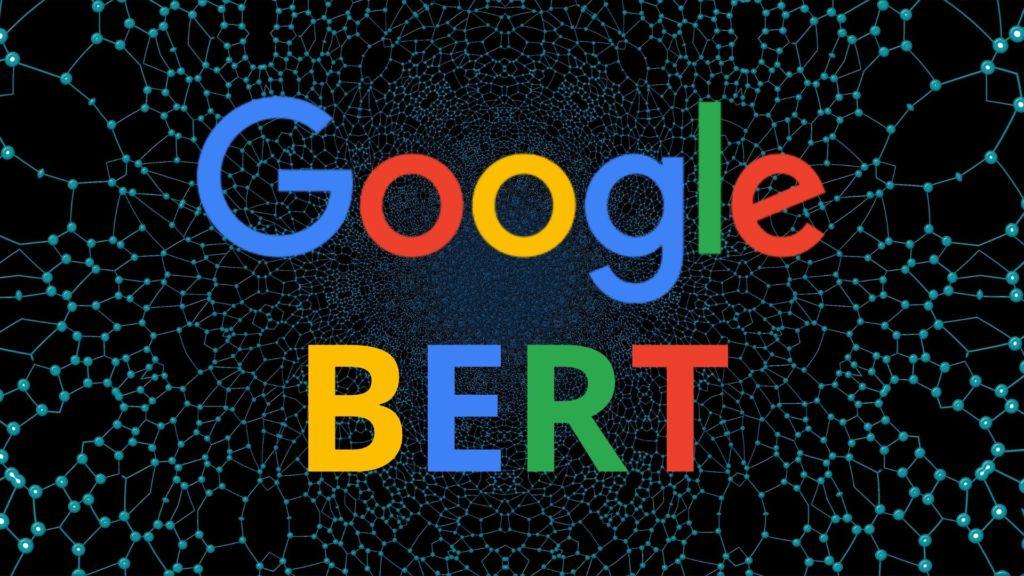 Illustration de Google Bert et un réseau neuronal