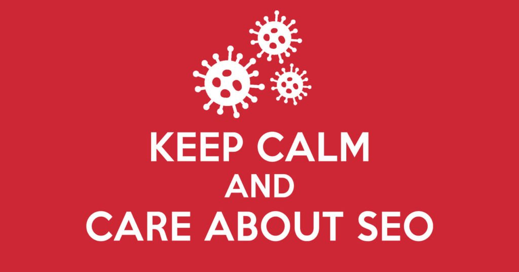 Keep Calm And care about SEO