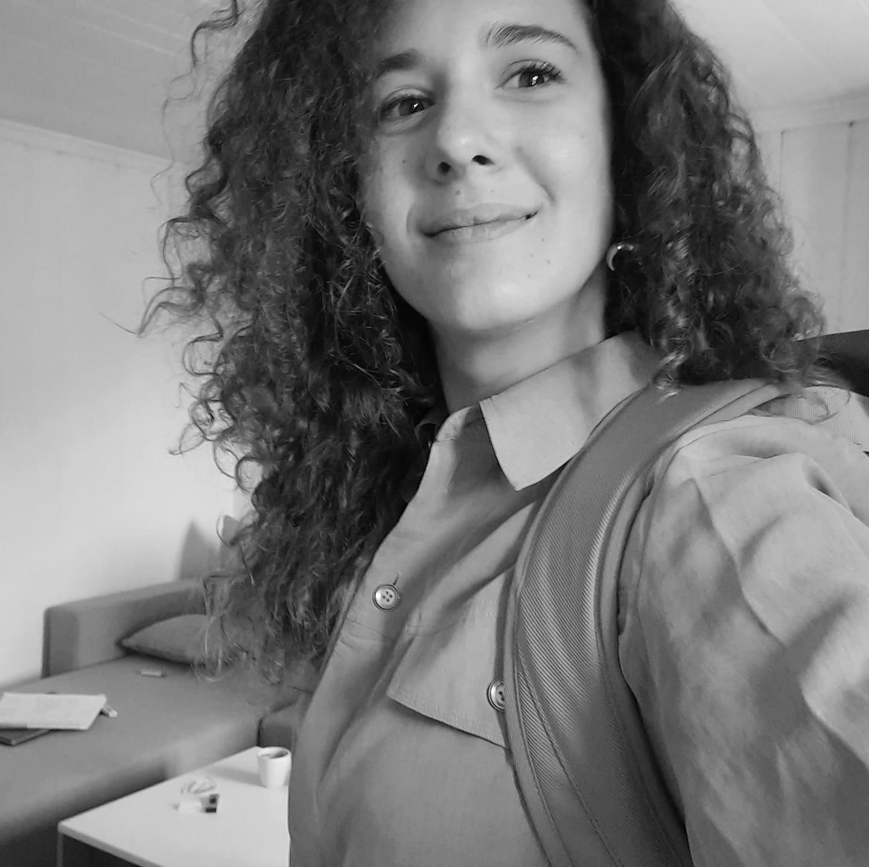 Justine Gomès chef de projet SEO