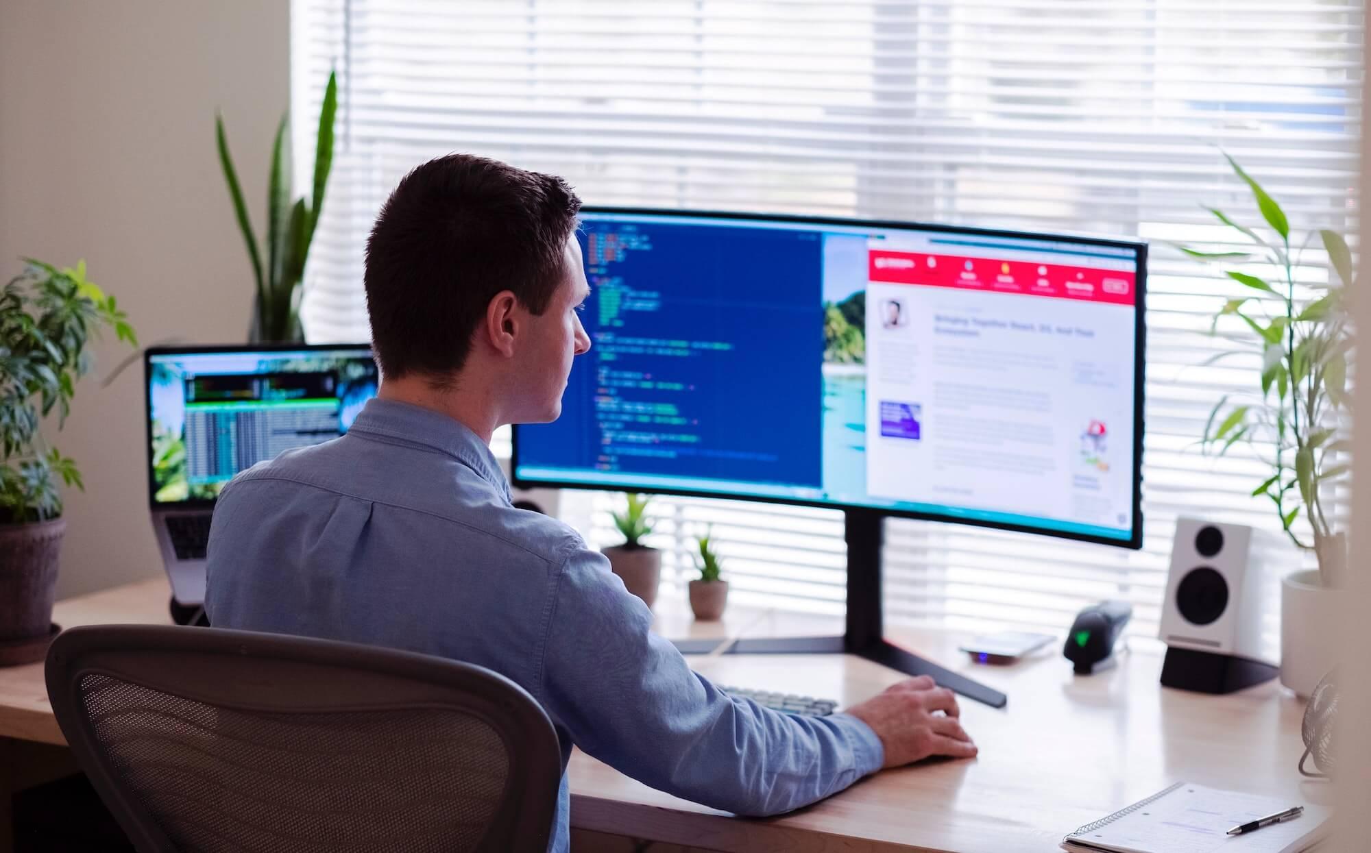 Développeur web pour optimiser le référencement SEO d'un site