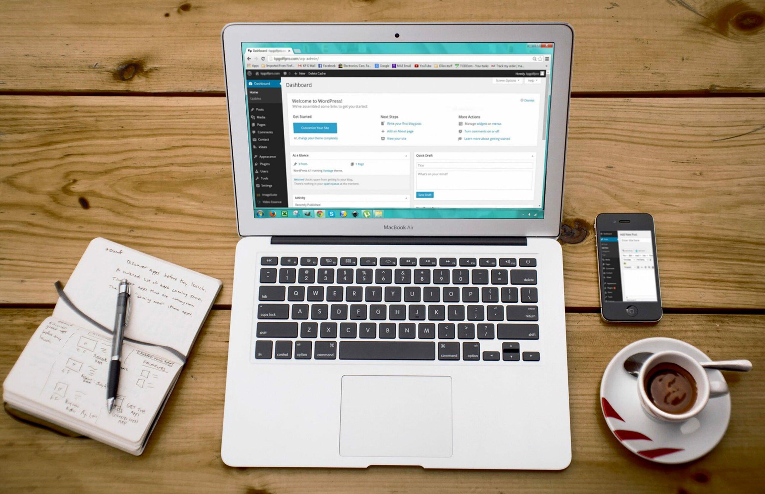 Blog site E-commerce
